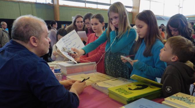 Le Salon du livre jeunesse illustré