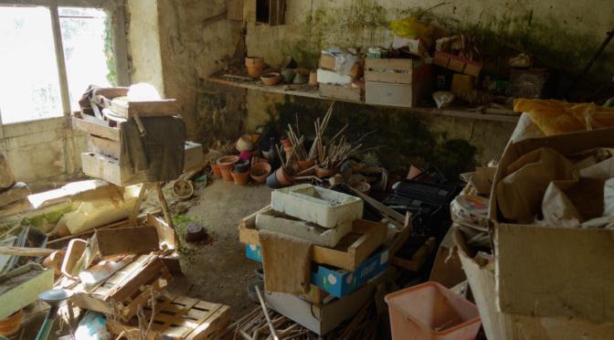 Trois lieux secrets et interdits à Vigneux-de-Bretagne
