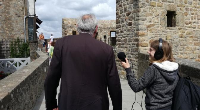 Le voyage des reporters ULIS